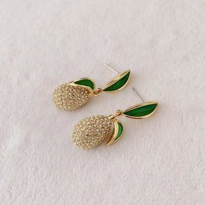 Kate Spade Picnic Perfect Lemon Drop Earrings